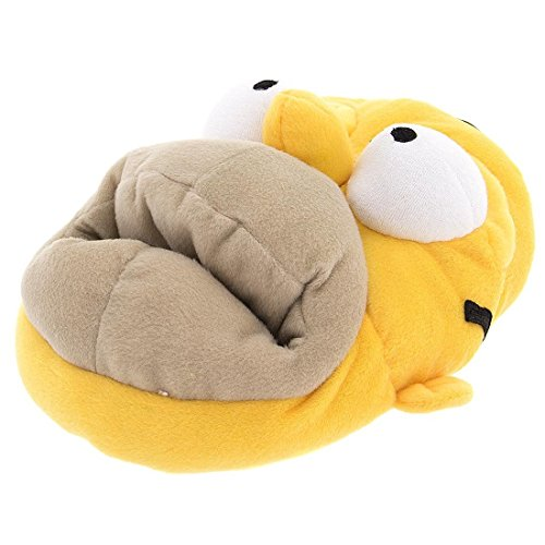 Homer Simpson Slippers for Men M 9-10