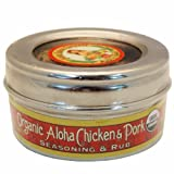 Organic Aloha Chicken & Pork Seasoning & Rub (2 Pack)