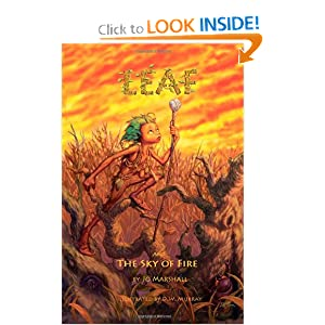 Leaf and the Sky of Fire: Twig Stories