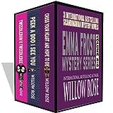 Emma Frost Mystery Series vol 4-6