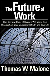 "Cover of ""The Future of Work: How the New..."