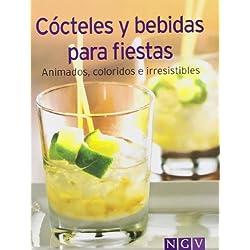 Cócteles Y Bebidas Para Fiestas - Animados, Coloridos E Irresitibles