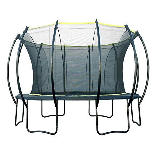 SkyBound Stratos 12 Ft Trampoline With Full Enclosure Net
