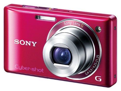 SONY デジタルカメラ Cybershot W380 レッド DSC-W380/R