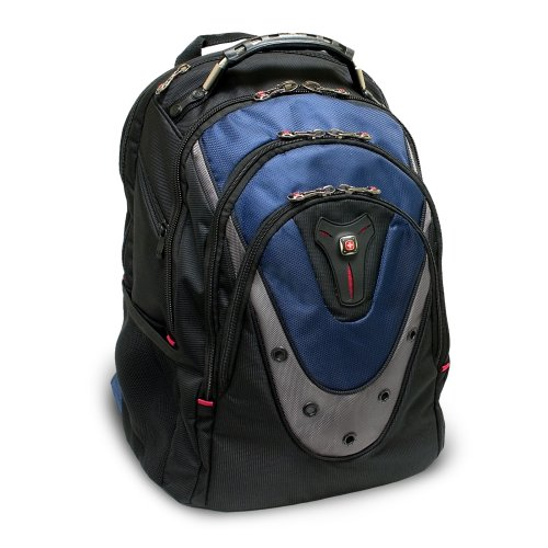 wenger swissgear ibex notebook backpack 43 cm 17 zoll. Black Bedroom Furniture Sets. Home Design Ideas