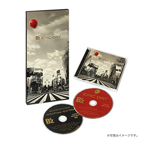 EPIC DAY (初回限定盤)(DVD付) 【ロングボックス仕様】をAmazonでチェック!