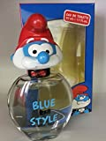 First American Brands Kids Smurfs 3D Papa Perfume, 1.7 Ounce