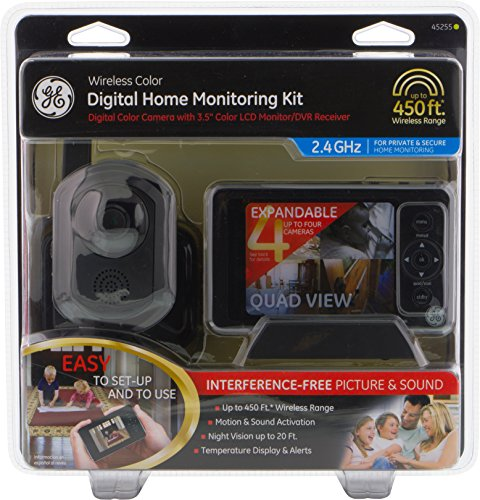 System Depot Home Camera Security Wireless