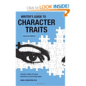 A Writer's Guid to Character Traits