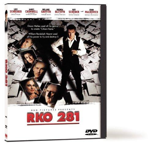 "Cover of ""RKO 281 - The Battle Over Citiz..."
