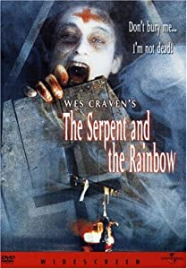 "Cover of ""The Serpent and the Rainbow"""