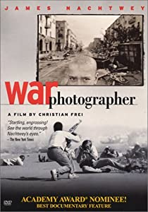 "Cover of ""War Photographer"""