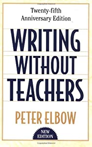 "Cover of ""Writing without Teachers"""