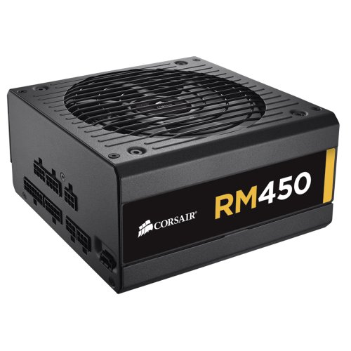 CORSAIR 80PLUS GOLD RMSeries 電源 CP-9020066-JP (RM450)
