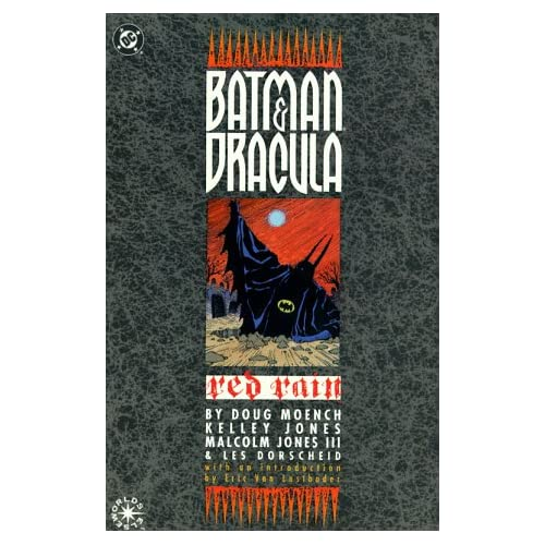Batman vs. Dracula: Red Rain