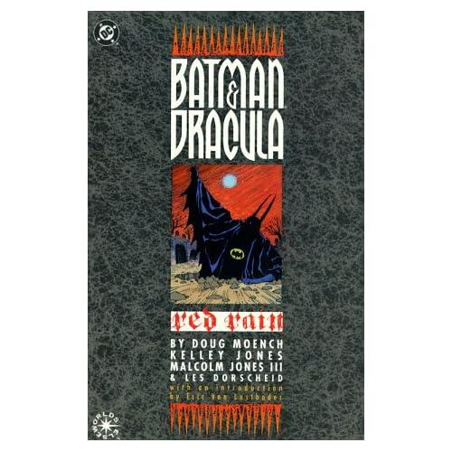 Batman vs. Dracula: Red Rain