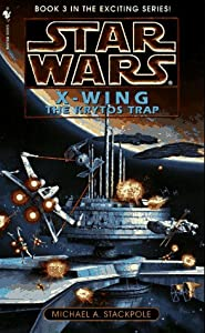 """Cover of """"The Krytos Trap (Star Wars: X-W..."""