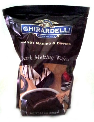 Ghirardelli Chocolate Melting Wafers (for Candy Making