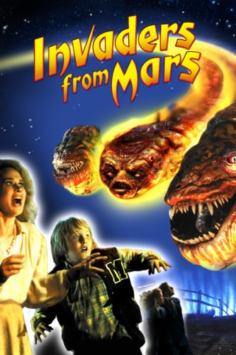 Invaders From Mars 1986 Film Pics about space