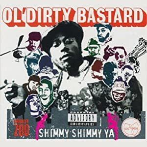 "Cover of ""Shimmy Shimmy Ya / Baby C'Mon"""