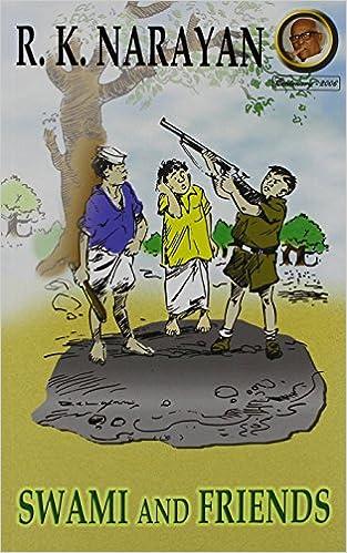 RK Narayan Books List, Short Stories : Swami and Friends