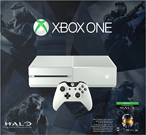Xbox One Special Edition Halo The Master Chief Collection