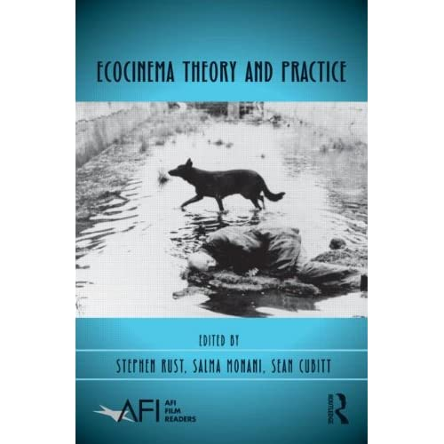 Book cover: ecocinema theory and practice 2012