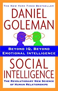 "Cover of ""Social Intelligence: The New Sc..."