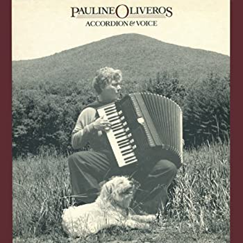 """Cover of """"Accordion & Voice"""""""
