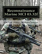 Reconnaissance Marine MCI 03.32f: Marine Corps Institute