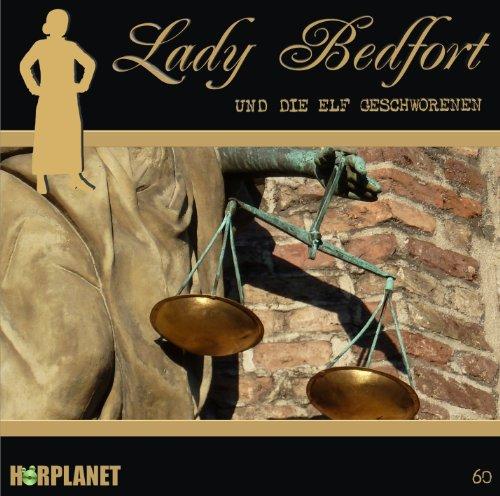 Lady Bedfort (60) und die 11 Geschworenen (Hörplanet)