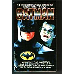 Batman Novelization
