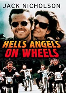 "Cover of ""Hells Angels on Wheels"""