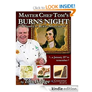 Master Chef Tom's Burns Night