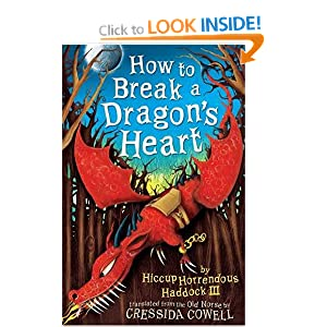 How to Break a Dragon's Heart (Hiccup)