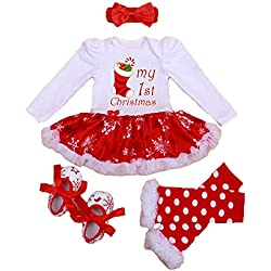 95c5ddd5afa0 Baby s First Christmas Outfits