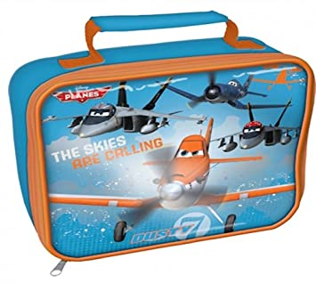 Disney Planes Dusty 'The Skies Are Calling' Rectangle Lunch Bag