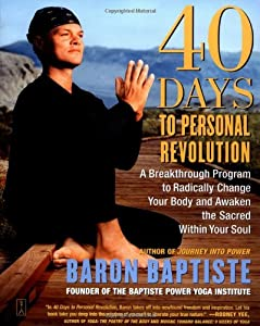 "Cover of ""40 Days to Personal Revolution:..."