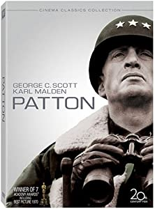 "Cover of ""Patton [Blu-ray]"""
