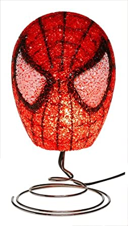 Spider-Man EVA Lamp