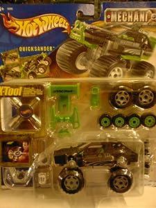 hot wheels-mechanix quicksander jeep kit: Amazon.co.uk ...
