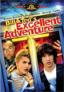 "Cover of ""Bill & Ted's Excellent Adventur..."