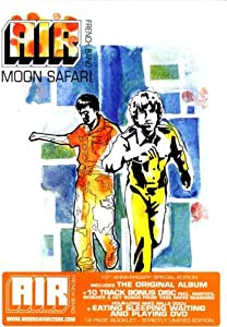 "Cover of ""Moon Safari (10th Anniversary D..."