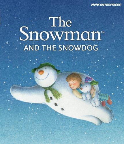 スノーマンとスノードッグ [Blu-ray]