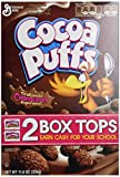 Cocoa Puffs Frosted Corn Puffs Cereal, 11.8 oz