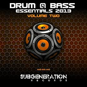 Drum & Bass Essentials 2013, Vol. 2