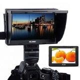 VILTROX-DC-70-HDMI-Monitor-7-Inch-LCD-Monitor-Full-Screen-Display-with-HDMI-AV-Port-1280x800-DSLR-CameraVideo-CameraBlack