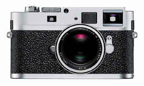 Leica M9P Silver Digital Camera