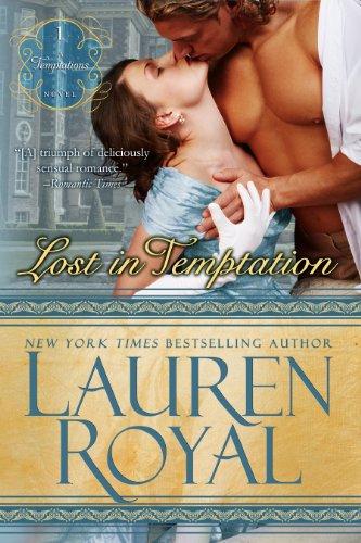 Lost in Temptation (Temptations Trilogy, Book 1)