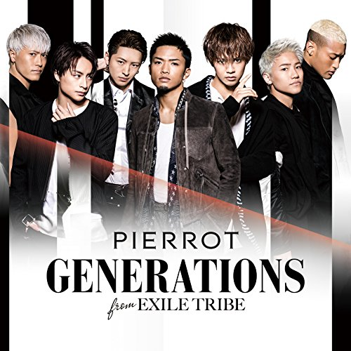 PIERROT-GENERATIONS from EXILE TRIBE